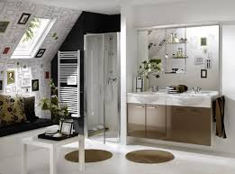 Small Round Bathroom Rugs by Bathroom Captivating Picture Of Small Bathroom Interior
