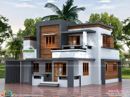 100 Modern House India 225 Lakh Cost Estimated Modern House Kerala Home Design