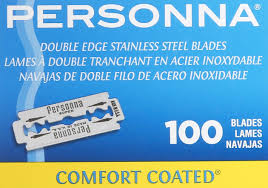 Razor Blade Found In Halloween Candy 2013 by Amazon Com Personna Double Edge Razor Blades 100 Count Beauty