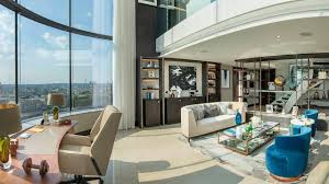 100 Pent House In London Tour Of The Corniche Penthouse