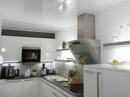 hochglanz decke plameco in der küche küchendecke