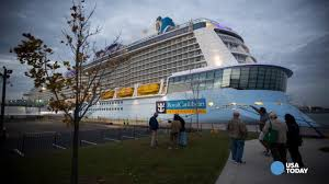 Cruise Ship Sinking 2016 by New Video Royal Caribbean Cruise From Hell