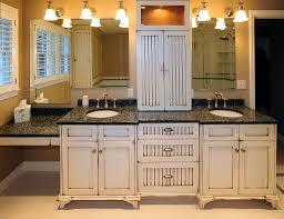 Distressed Bathroom Vanity Ideas by Perfect Custom Bathroom Vanities Home Design By John