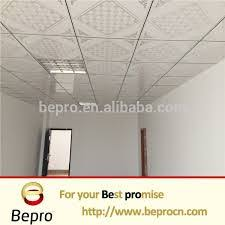 Asbestos Ceiling Tile Identification by 2x2 Aluminum False Ceiling Price Metal Suspended Ceiling Tiles