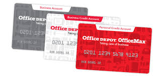 fice Depot Business Credit Account
