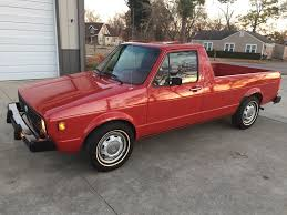 VWVortex.com - 1980 Volkswagen Caddy Rabbit Truck 1 Owner 75k Mi W ...