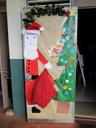 Classroom Christmas Door Decorating Contest Ideas by Door Decoration Ideas For Children Amazing Decorations Image Of Dr