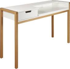 chaise de bureau habitat farringdon bureau habitat l 122 x p 43 x h 84cm 299 pour