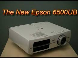 the new epson home cinema 6500ub ultra black 1080p hd projector