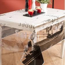 nappe toile ciree au metre toile cirée transparente poivre et sel nappe de table imprimée