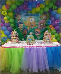 Bubble Guppies Cake Decorations by Knowing About The Bubble Guppies Birthday Party Ideas