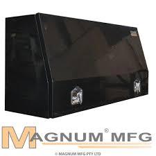 Buy Black Steel Ute Full Open Tool Box 1400 Mm (1400 Mm Wide) Online ...
