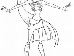 Coloring Pages Download Winx Club Book New On Photography