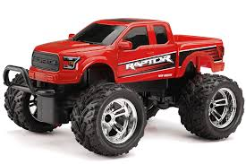 Amazon.com: New Bright Chargers F/F Ford Raptor RC Vehicle (1:18 ... New Bright Monster Jam Radio Control And Ndash Grave Digger Remote Truck G V Rc Car Jams Amazoncom 124 Colors May Vary Gizmo Toy 18 Rc Ff Pro Scorpion 128v Battery Rb Grave Digger 115 Scalefreaky Review All Chrome Scale Mega Blast Trucks Triangle By Youtube 1530 Pops Toys New Bright Big For Monster Extreme Industrial Co