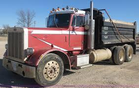 1986 Peterbilt 359 Dump Truck | Item F6564 | SOLD! Thursday ...