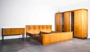 bauhaus schlafzimmer set im stil bruno paul 1930er