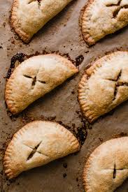 Homemade Apple Hand Pies Via Forkknifeswoon