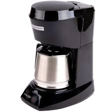 4 Cup Coffee Maker With Auto Shut Off Cool Hamilton Beach Hdccs
