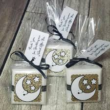 Moon And Stars Favors Twinkle Twinkle Little Star Baby Shower Favors