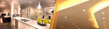 wohnräume im innenbereich mit leds richtig ausleuchten