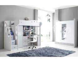 mezzanine canapé lit mezzanine 2 places en bois finest bureau angle but gallery of