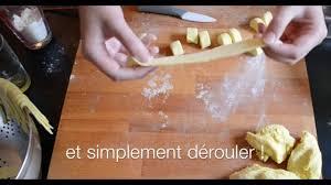 pâtes fraiches sans machine vegan