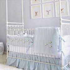 Bratt Decor Joy Crib Used by Joy Canopy Crib Distressed White