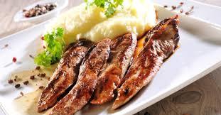 cuisiner les aiguillettes de canard aiguillettes de canard et mousseline de topinambours