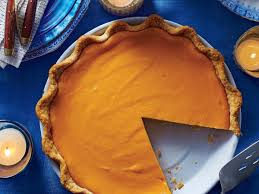 Pumpkin Pie With Streusel Topping Southern Living by Christmas Pie Recipes Myrecipes