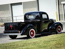 100 36 Ford Truck 1940 For Sale Exterior Color Black