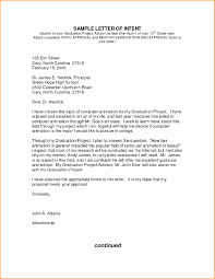 Free Letter Of Intent Template For Graduate School Valid Sensational