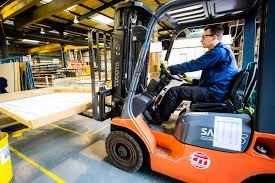 100 Truck Masters Engineering Forklift BCP
