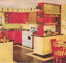 232 Best 40s 50s 60s Kitchen Images On Pinterest