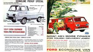 100 Ford Trucks Through The Years 8 Facts About The 1965 Econoline Spring Special Truck