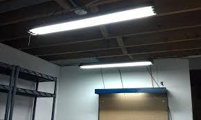 4 foot fluorescent shop light fixture shop light bulb failure 4