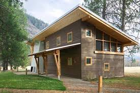 Cabin House Design Ideas Photo Gallery by Home Living Small Tiny House Small Home Ideas Small Wooden