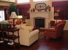 Red Country French Living Rooms by Colorful French Country Living Room Yellow Walls Blue