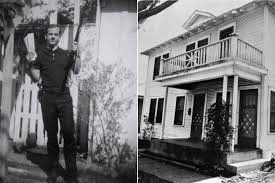 Another Lee Harvey Oswald Conspiracy Theory Bites The Dust | New ... Unforgettable Jfk Series David Thornberry Tag Aassination Backyard Photos Lee Harvey Oswald The Other Less Famous Photo Of Jack Ruby Shooting Original Backyard Comparison To The Created Tv Show Letter From Texas Oilman George Hw Bush Makes For Teresting John F Kennedy Assination Photo Showing With Tourist Enjoy Home Dallas City Tourcom Paradise Mathias Ungers Dvps Archives The Backyard Photos Part 1 Photograph Mimicking Pictures Getty Oswalds Ghost