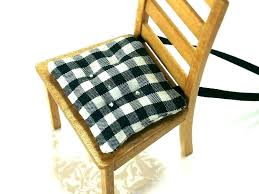 Dining Room Chair Pads Cushions With Ties Cozy Kitchen Table Splendid Large