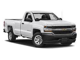 New 2018 Chevrolet Silverado 1500 Work Truck Regular Cab Pickup In ...