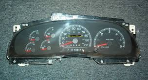 used ford instrument clusters for sale
