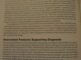 asexuality in the dsm 5 asexuality archive