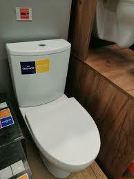 wc komplett randlos obi spühlkasten np189