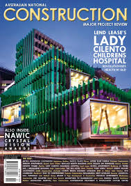 Jangho Curtain Wall Americas Co by Australian National Construction Review By Trade Media Group Ptd