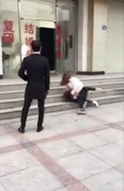 The Women Fight In Street Image AsiaWire