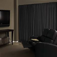 Sound Reducing Curtains Amazon by Best Blackout Curtains For Home Theaters Soundproofing Tips