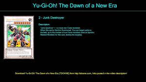 junk warrior deck profile april 2016 youtube