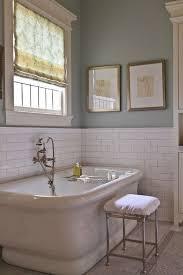 bathroom tiles height interior design