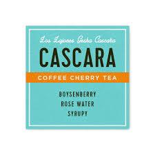 Jolly Pumpkin La Roja Gran Reserva by Cascara Coffee Cherry Tea