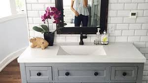 Small Bathroom Double Vanity Ideas by Marvelous Best 25 Bathroom Vanities Ideas On Pinterest Cabinets In